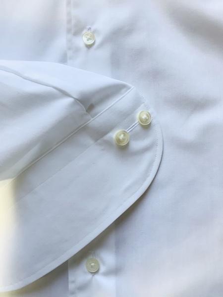 福岡えびすテーラーオーダーシャツ アジャストボタン